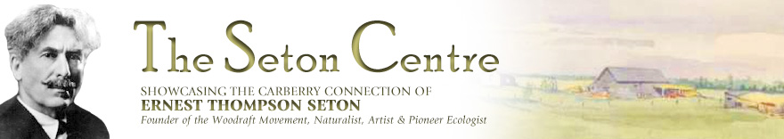 The Seton Centre Banner