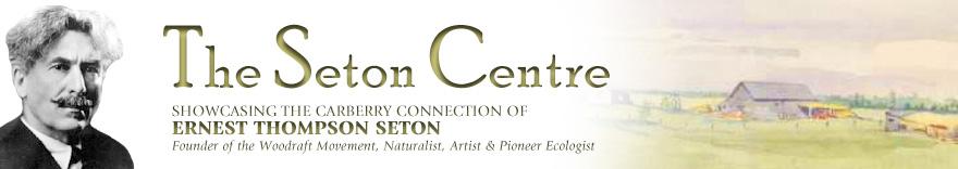 The Seton Centre Banner