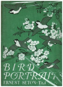Bird Portraits Cover